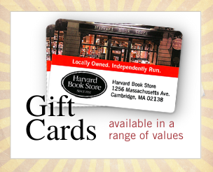 Gift cards available in a range of values