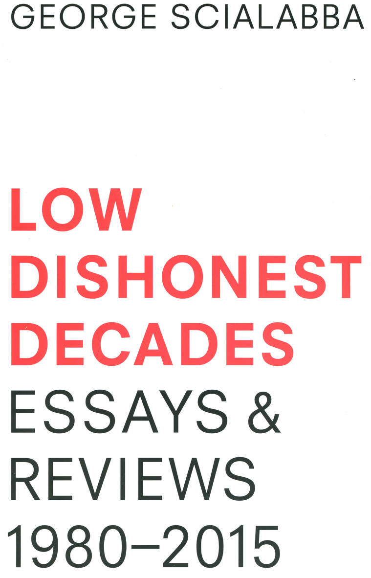 Low Dishonest Decades [SIGNED]